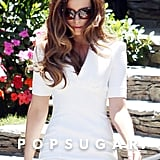 Birthday Girl Kate Beckinsale Gets Sexy in White