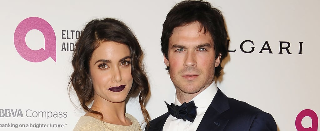 Ian Somerhalder and Nikki Reed's Latest Appearance Will Make You Rethink Your Existence