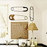 Store Laundry Products in Glass Jars