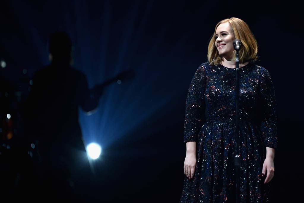 This Major Fashion House Is Dressing Adele For Her 25 Tour
