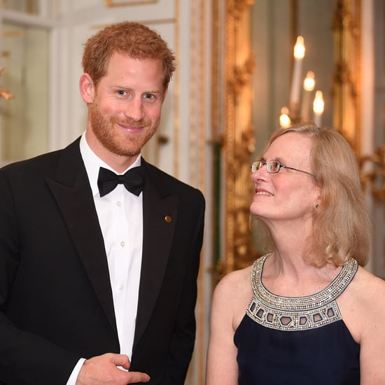 Prince Harry at 100 Women in Finance Gala October 2017