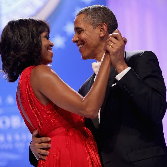 Barack and Michelle Obama Valentine's Day Messages 2019