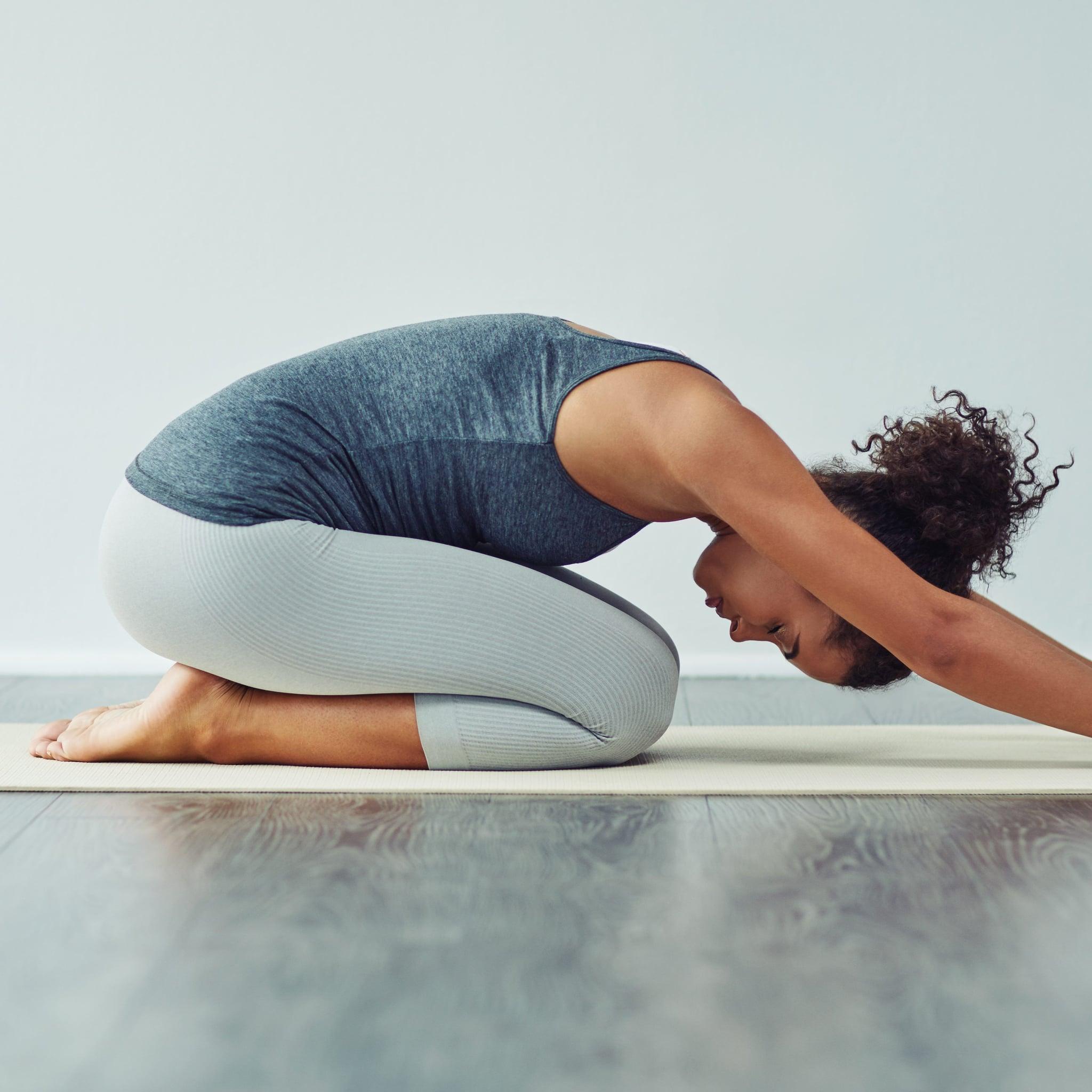 Yoga Videos For Stress   POPSUGAR Fitness