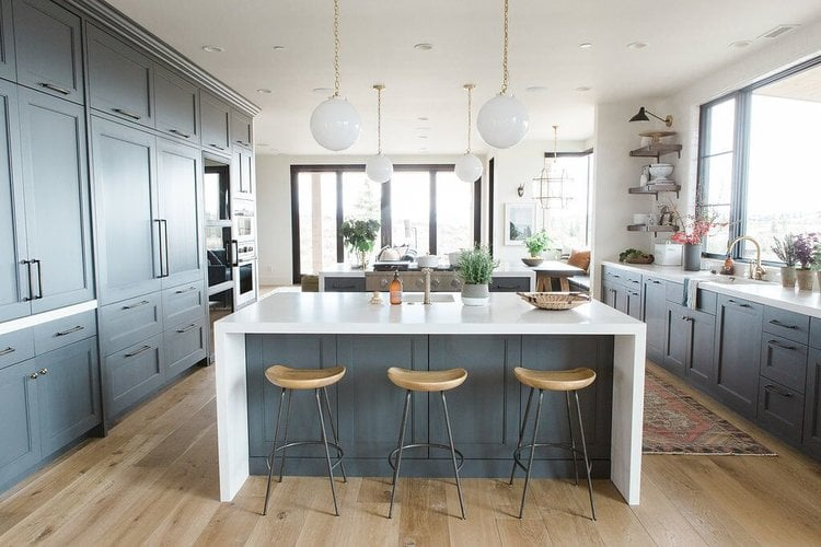 Phenomenal What Are Shaker Cabinets Popsugar Home Australia Beutiful Home Inspiration Ommitmahrainfo