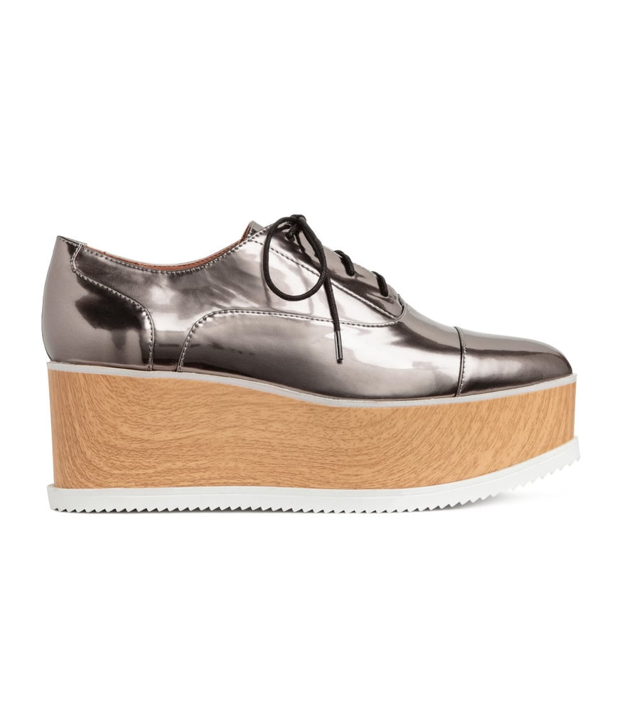 H&M Platform Shoes
