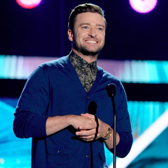 Justin Timberlake at 2016 Teen Choice Awards