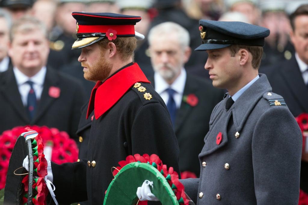 Remembrance Sunday, 2015