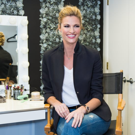 Erin Andrews's Dancing With the Stars Dressing Room