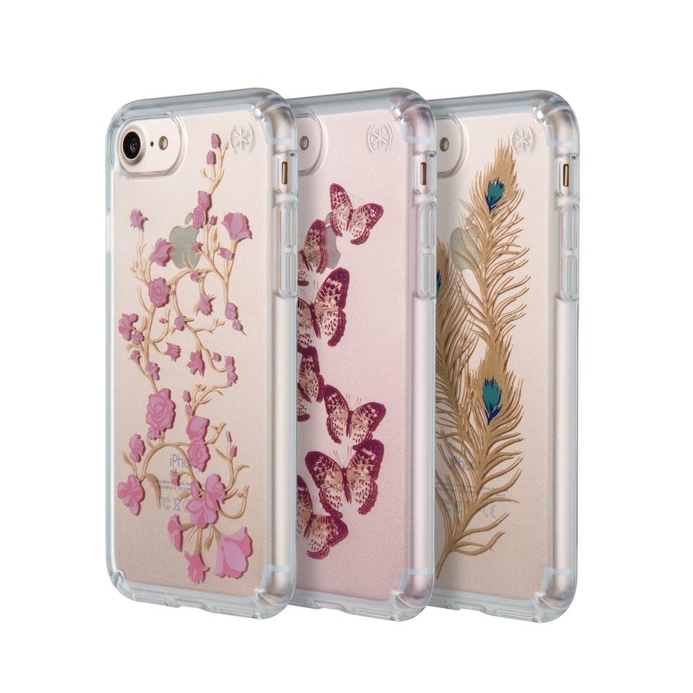 official photos 8b59e c35e1 Speck Presidio Clear and Print Case ($45) | iPhone 7 Cases ...