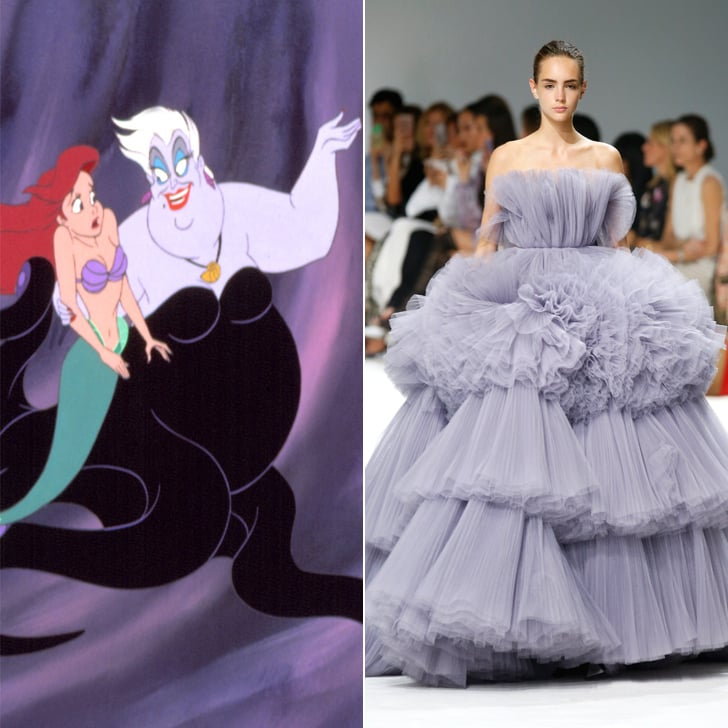 Ursula in Giambattista Valli Haute Couture