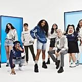 Gap Archive Reissue Logo Remix Campaign 2018