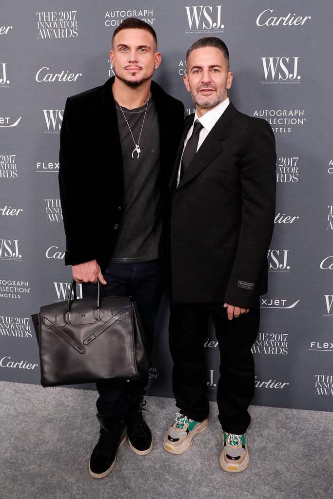 Marc Jacobs Engaged to Char DeFrancesco