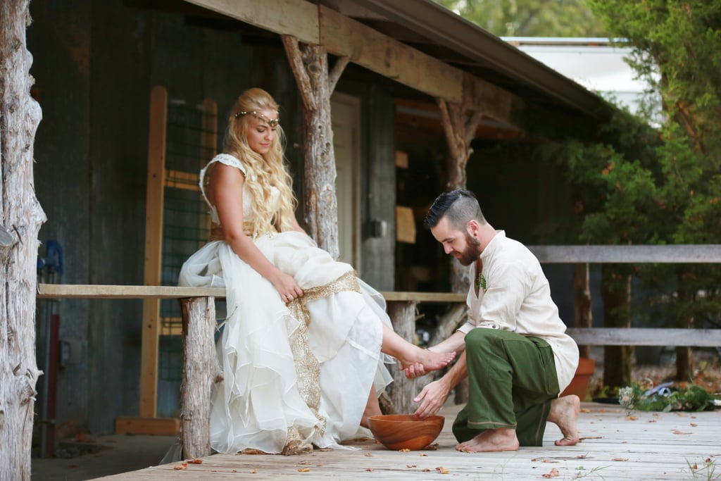 Lord Of The Rings Theme Wedding Popsugar Middle East Love Photo 73