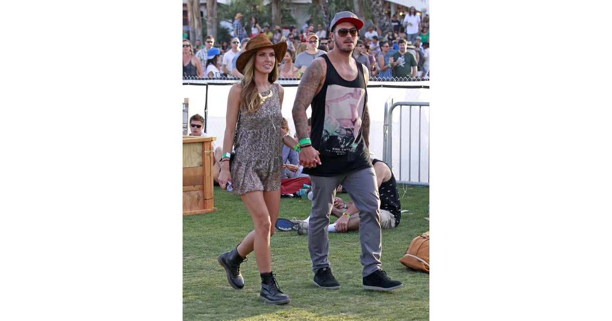 ee36ce2552ae3 Audrina Patridge and her man hit up Coachella, with Audrina rocking a |  Coachella Fashion 2013 | Celebrity Pictures | POPSUGAR Fashion Photo 32