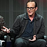 "Clark Gregg ""I was surprised how emotional it was to give up the character . . . and the long-term job."" — On Agent Coulson's death in The Avengers, during the panel for Marvel's Agents of S.H.I.E.L.D."