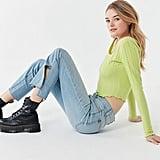 Bdg Skylar Split-Ankle Slim Flare Jeans