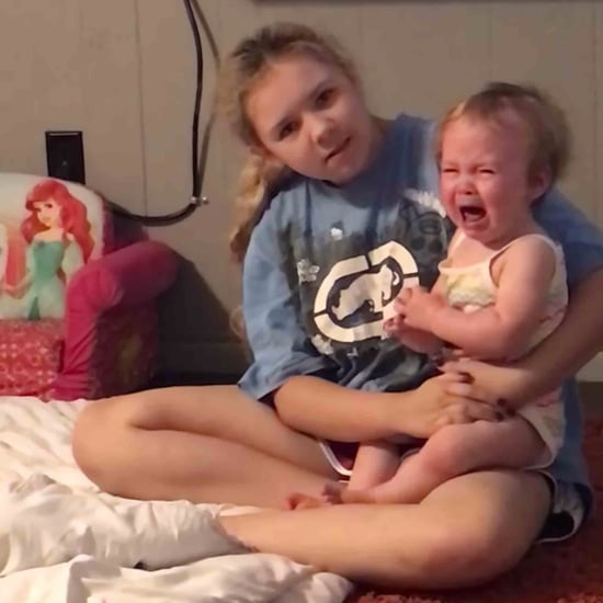 Baby Stops Crying When She Hears Marvin Gaye