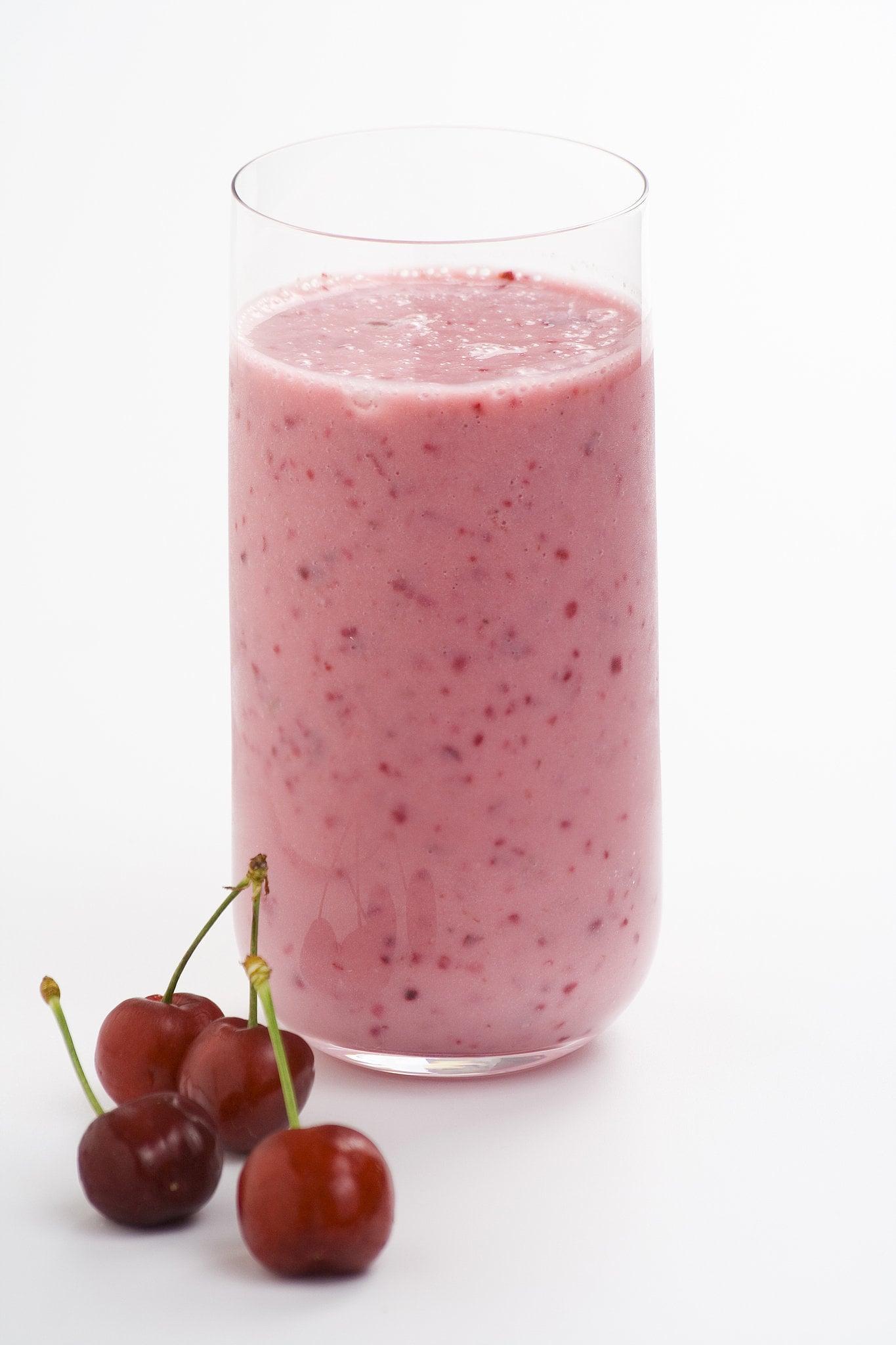Vegan Cherry Smoothie