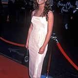 Britney Spears at the 1999 American Music Awards
