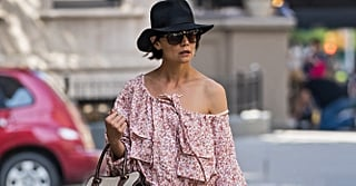 Katie Holmes's Flowy Dress Is the Kind You'll Keep Reaching For in Your Closet