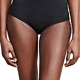 Yummie Seamless Lace Insert Shapewear Brief