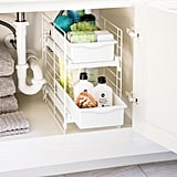 Iris Sliding Two-Drawer Organizer