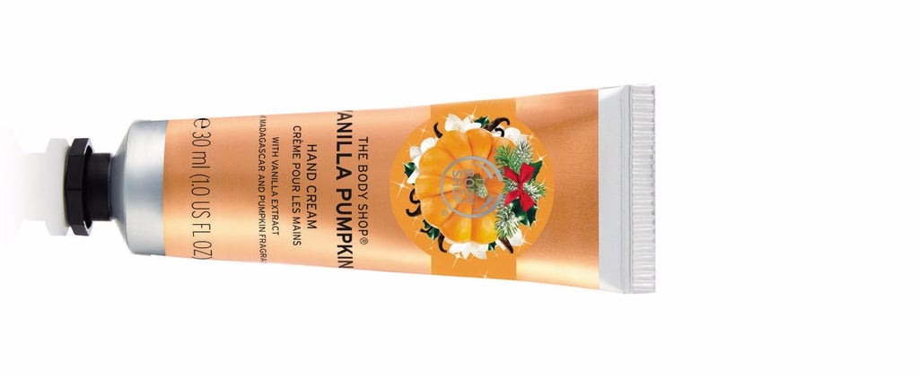 The Body Shop Vanilla Pumpkin Collection