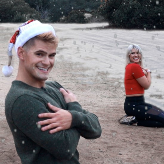 """The Fitness Marshall """"Cozy Little Christmas"""" Video"""