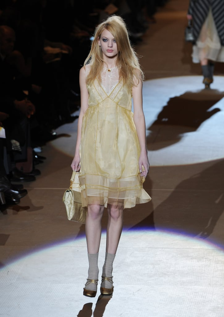 """Marc Jacobs on Fall 2010: """"It's Not About Fashion, It's About Style"""""""