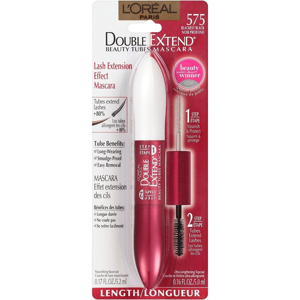 L'Oréal Paris Double Extend Mascara Review | POPSUGAR Beauty