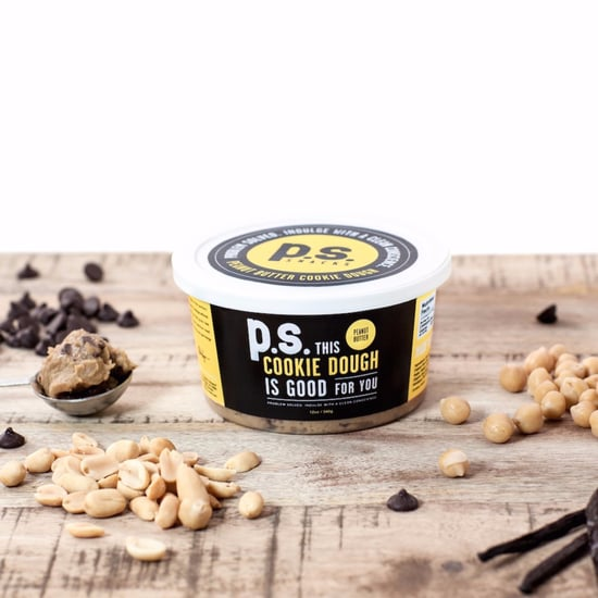 Healthy Edible Cookie Dough From P.S. Snacks