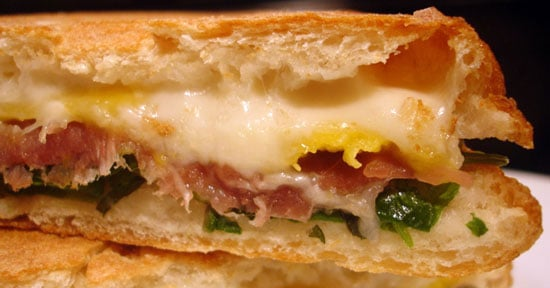 Sugar Shout Out: Give A Mango and Prosciutto Panini A Try