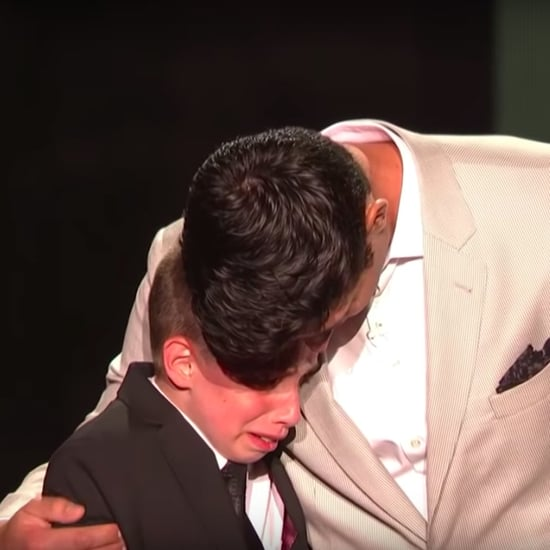 Video of Canadiens Carey Price Surprising Boy at NHL Awards