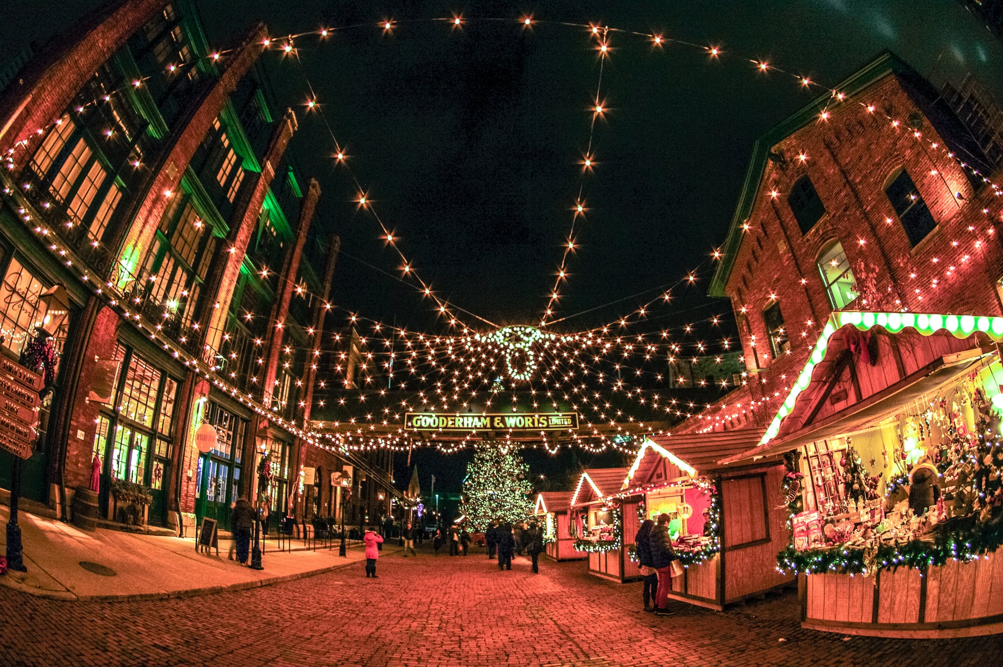 Christmas In Toronto Canada.Toronto Christmas Market In Canada These 11 Christmas