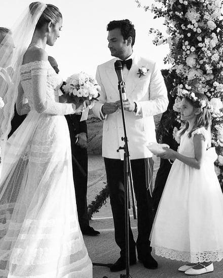 Ana Beatriz Barros Marries In The Mykonos Wedding Of Our Dreams