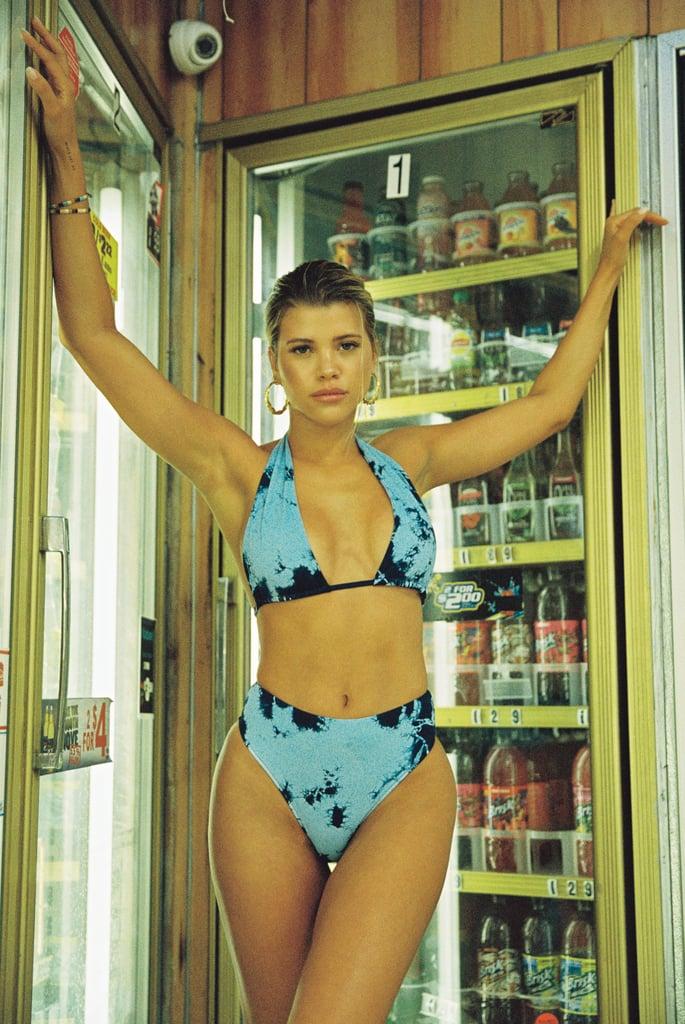 Sofia Richie x Frankies Bikinis Jordan Top & Bottom