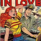 "Watch out, she's a ""woman in love!"" Source: Wikimedia Commons"