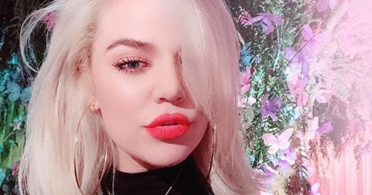 Khloe Kardashian Short Hair 2019 Popsugar Beauty