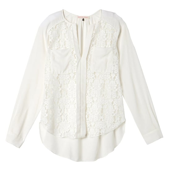 Rebecca Taylor Lace Blouse | Review