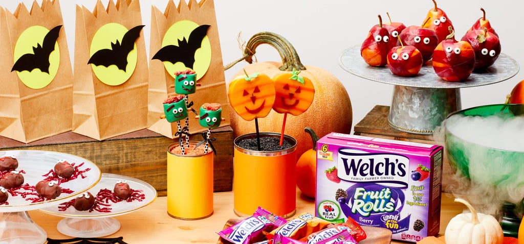 4 Delicious DIY Treats For Your Kids' Halloween Party