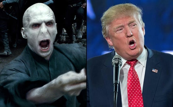 FROM EW: Daniel Radcliffe Weighs In on Donald Trump/Voldemort Comparison