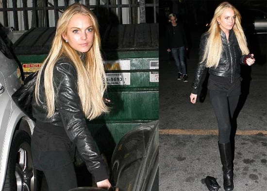 Lindsay Lohan Signs On For Labor Pains