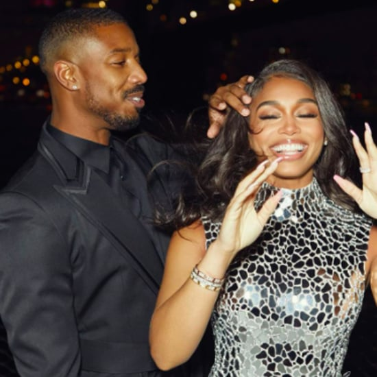 ​Michael B. Jordan and Lori Harvey ​Valentine's Day Photos