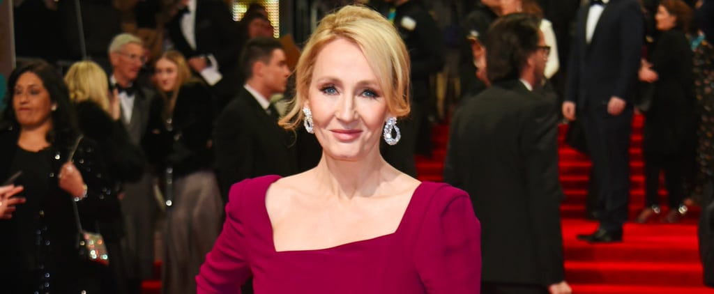 J.K. Rowling Just Gave Piers Morgan a Huge Valentine's Day BURN on Twitter