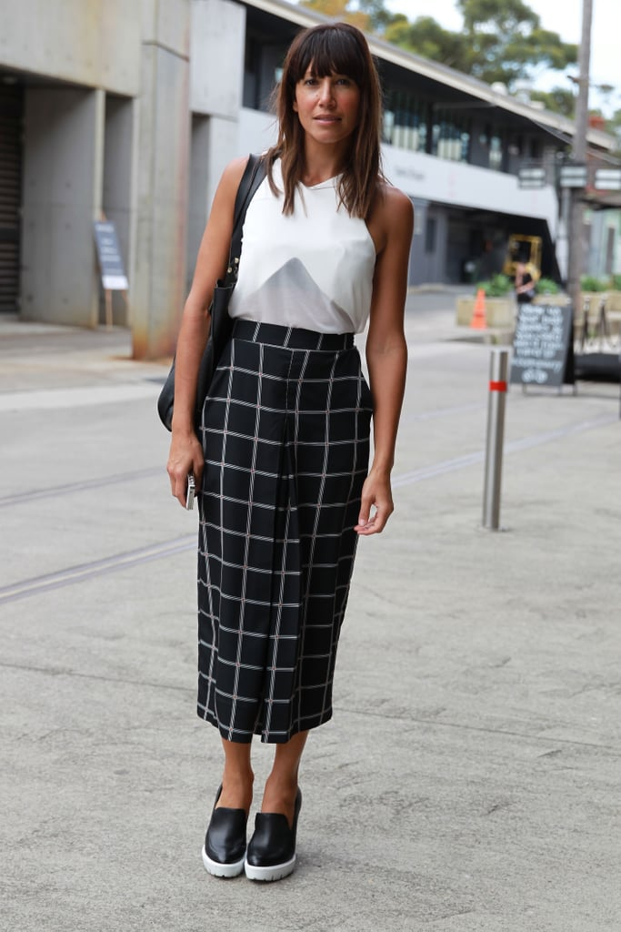 Street Style at Australia Fashion Week