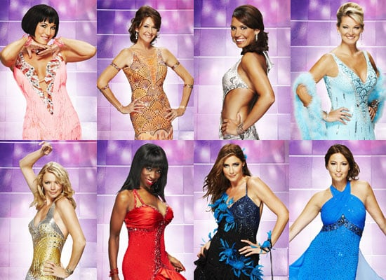 Photos Of The Female Celebrity Contestants On Strictly Come Dancing