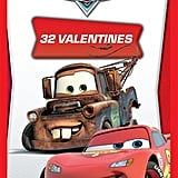 Cars Valentine Cards