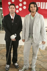 Fore! Luke Wilson For Puma Golf