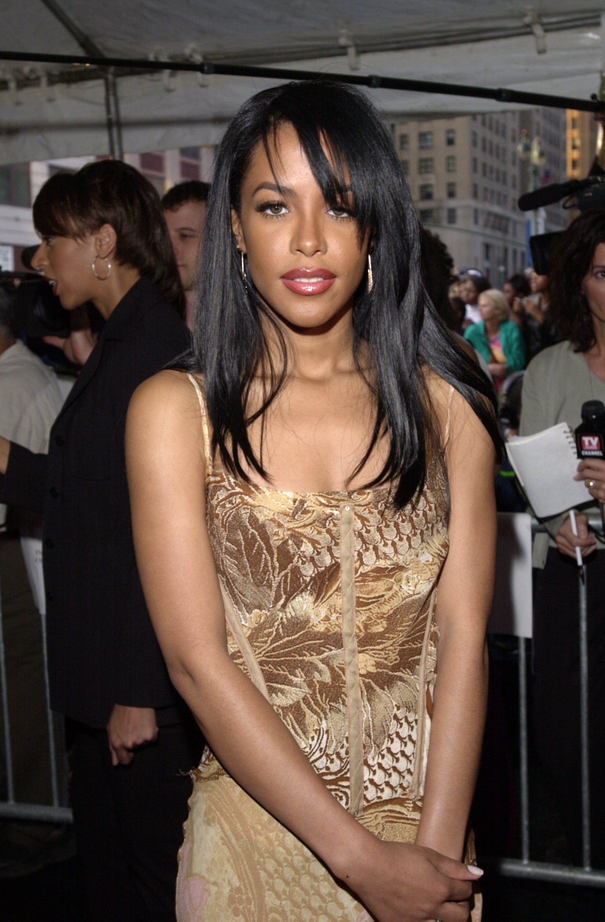 Aaliyah (Photo by RJ Capak/WireImage)