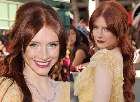 How to Get Bryce Dallas Howard's Eclipse Premiere Hairstyle!